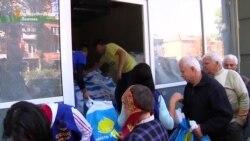 Безкоштовні цукор та ліки. У Полтаві – мода на добрі справи. Чи не до виборів?