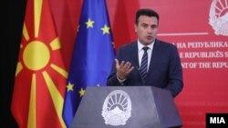 Kryeministri i Maqedonisë së Veriut, Zoran Zaev.