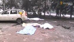 Щонайменше 7 людей загинуло в результаті обстрілу в Донецьку
