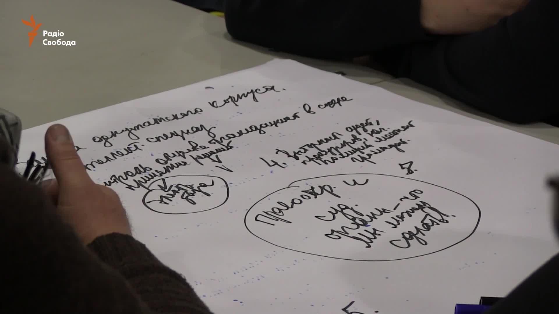 Саакашвілі заявив, що збиратиме підписи за зміни в уряді Яценюка (відео)
