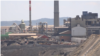 Serbia - the Chinese majority-owned Serbia Zijin Bor Copper mine and smelting complex - screen grab