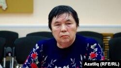 Тәэминә Биктимирова