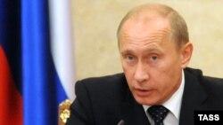 ولادمیر پوتین، نخست وزیر روسیه. (عکس از ایتارتاس)