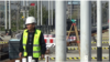 Kineski radnik angažovan na jednom od infrastrukturnih projekata u Srbiji