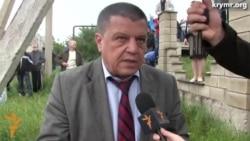 «Москва показала свое истинное лицо». Траурные мероприятия прошли в Симферополе