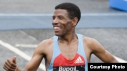 Эфиопский стайер Хайле Гебреселассие