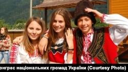 Дитячий табір «Джерела толерантності» на Закарпатті. Архівне фото