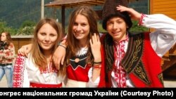 Детский лагерь «Истоки толерантности» на Закарпатье. Архивное фото