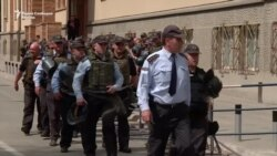 Policija blokirala Sobranje