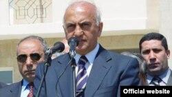 Keçmiş nazir Əli İnsanov (2005)