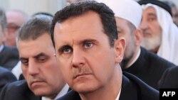 Сирия президенті Башар Асад. 24 қаңтар 2013 жыл.