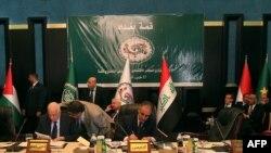 Samit Arapske lige u Bagdadu