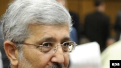 Ali Asghar Soltanieh, Iranian envoy to the International Atomic Energy Agency