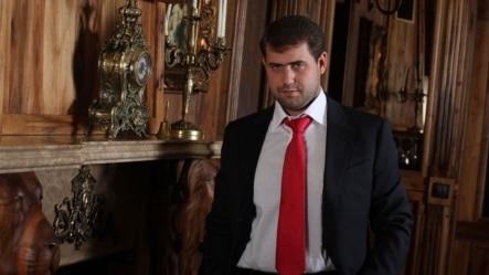 Ilan Shor is one of the richest people in Moldova.