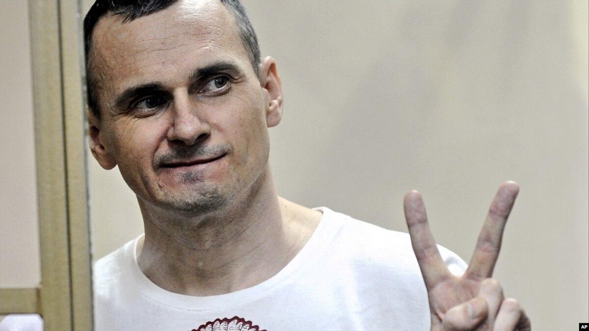 У Зеленского предлагают Кремлю одновременно освободить Вышинского и Сенцова