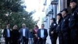 Prve optužnice protiv lidera opozicionog Demokratskog fronta su podignute nakon serije protesta ove političke grupacije 2015. godine