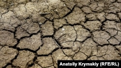 Засуха в Крыму. Иллюстрационное фото