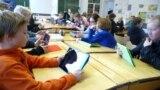 ICHB (Бухарест эл аралык компьютер мектеби) жеке менчик мектебинин окуучулары