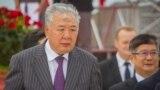 Данііл Урыцкі, у якім пазналі былога прэм'ер-міністра Кіргізстану Даніяра Ўсенава