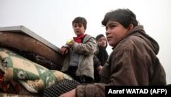 İdlibdən qaçanlar, 24 dekabr, 2019-cu il