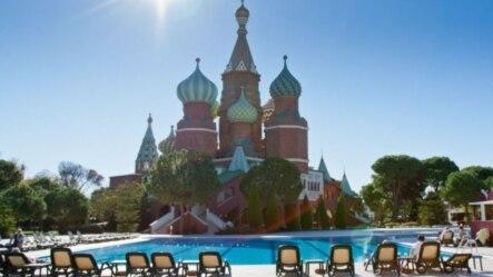 """Отель """"Кремль"""", Анталия"""