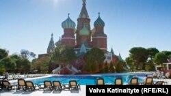 Hotel pentru turiștii ruși în Antalya