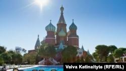 Отель «Кремль» в Анталье (Турция)