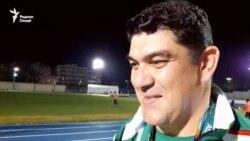 Дилшод Назаров: Моя медаль принадлежит всему таджикскому народу