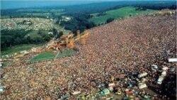 Sa dini për festivalin Woodstock?