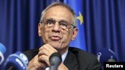 Министр финансов Кипра Михалис Саррис
