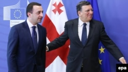 В преддверии подписания документа на официальном сайте Евросоюза можно найти детальную информацию: основные цели соглашения, направления, по которым будет осуществляться сотрудничество, выгода, которую следует ожидать грузинскому населению и самому ЕС