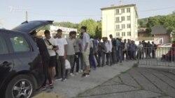 Obrok dnevno migrantima u Tuzli