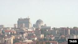 Panorama Beograda, arhivski snimak