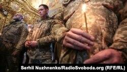 У Михайлівському Золотоверхому соборі відслужили панахиду, Київ, 21 січня 2020 року