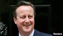 Британскиот премиер Дејвид Камерон