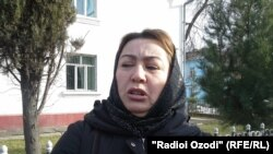 Заррина Саидова