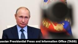 Putin, 20 iyun 2020