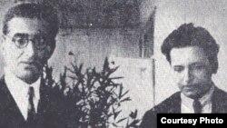 Mihail Jora și George Enescu