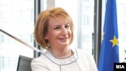 Вицепремиерката за европски прашања Теута Арифи