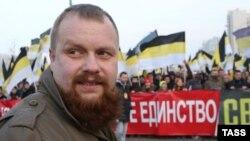 Лидер российского движения «Русские» Дмитрий Демушкин.