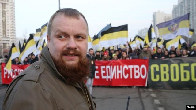 Что и следовало ожидать: Демушкина задержали накануне «Русского марша»
