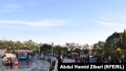 متنزه الشهيد سامي عبد الرحمن في اربيل