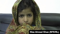 Pakistan - Bibi Roza (pictured), a 6-year-old girl from the Swat Valley. Her family say tribal authorities are forcing them to marry off their daughter to resolve a family feud.