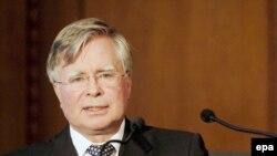 Филипп Кирш на протяжении 6 лет был президентом Международного уголовного суда