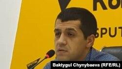 Ариф Ибрагимов.