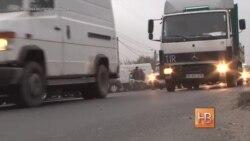 Беда Молдовы - дороги и...