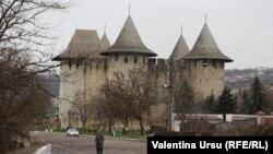 Cetatea la Soroca