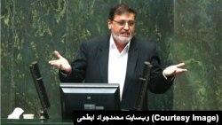 Iran - Mohammad Javad Abtahi, a conservative MP.