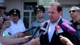 Исполняющий обязанности министра обороны Армении Давид Тоноян (архив)