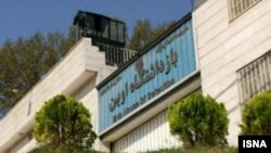 The notorious Evin prison , located in northwestern Tehran.
